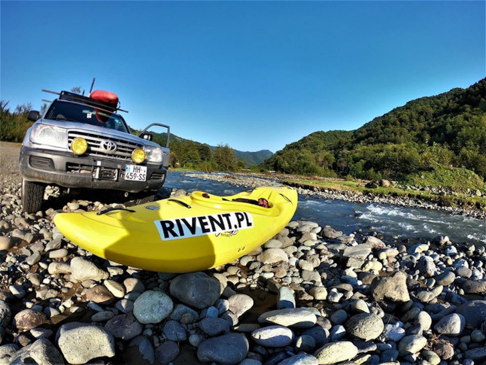 Rental kayaks - Pieniny