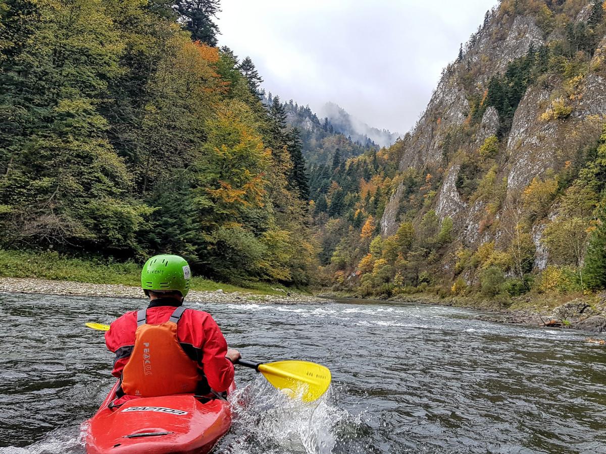 Przełom Dunajca - Spływ Dunajcem