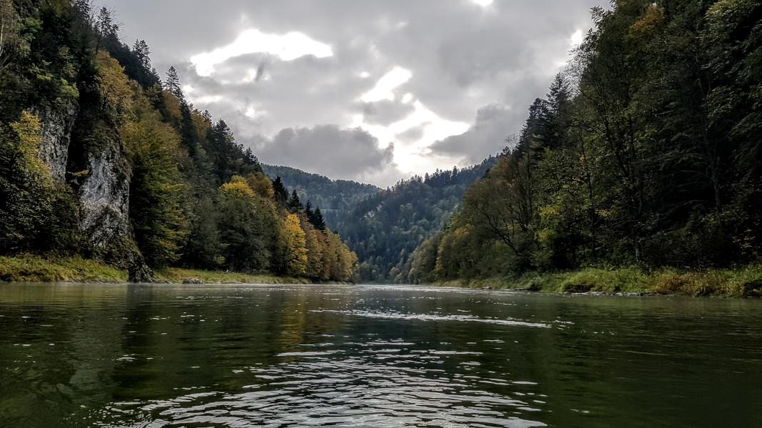 Rafting Dunajcem - Przełom rzeki Dunajec