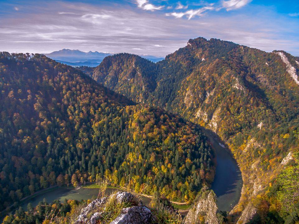 Pzrełom - Spływ Dunajcem