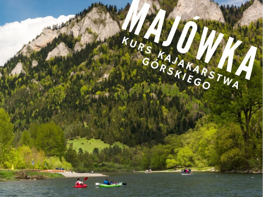 Kayaking - Dunajec in may