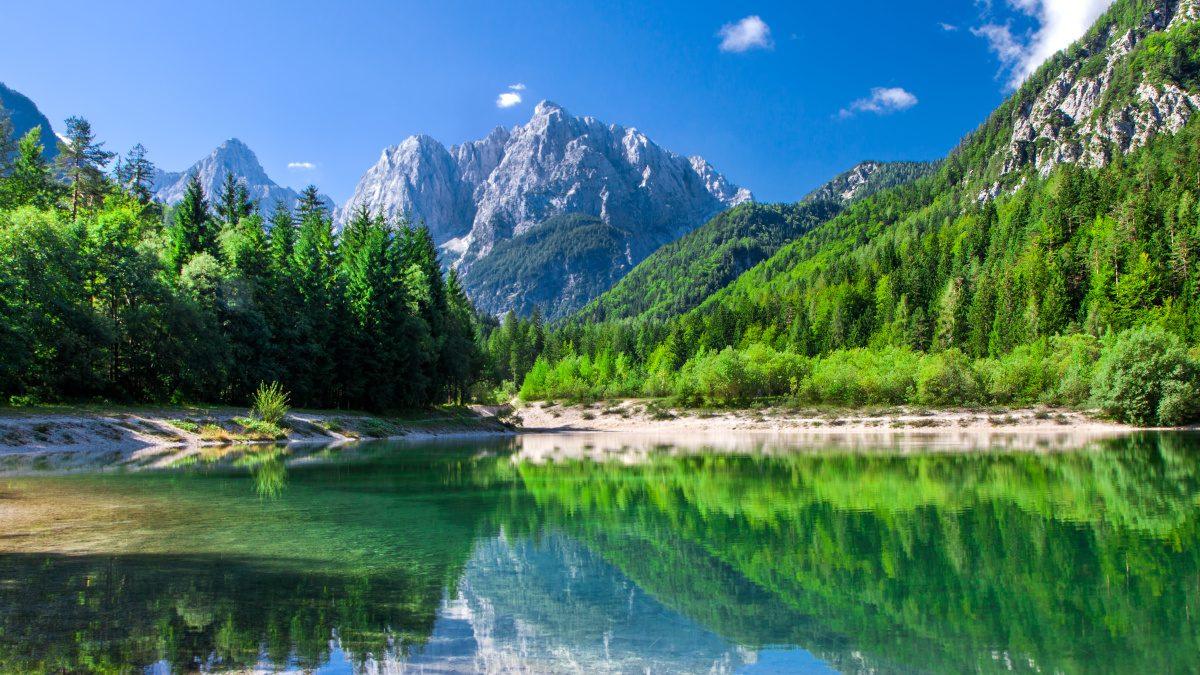 Park Narodowy Tiglav - Rafting w Słowenii