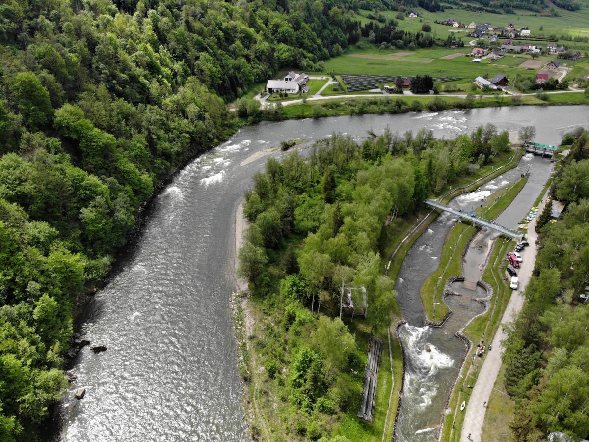 Kayak rental Szczawnica - Wietrznice